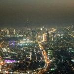 搭乗記 キャセイパシフィック ビジネスクラス ドバイ⇒香港