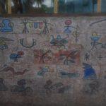 麗江 東巴文化博物館と東巴紙坊で学ぶトンパ文字 雲南省旅行9