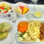 搭乗記 ベトナム航空 A321ビジネスクラス ホーチミン⇒香港