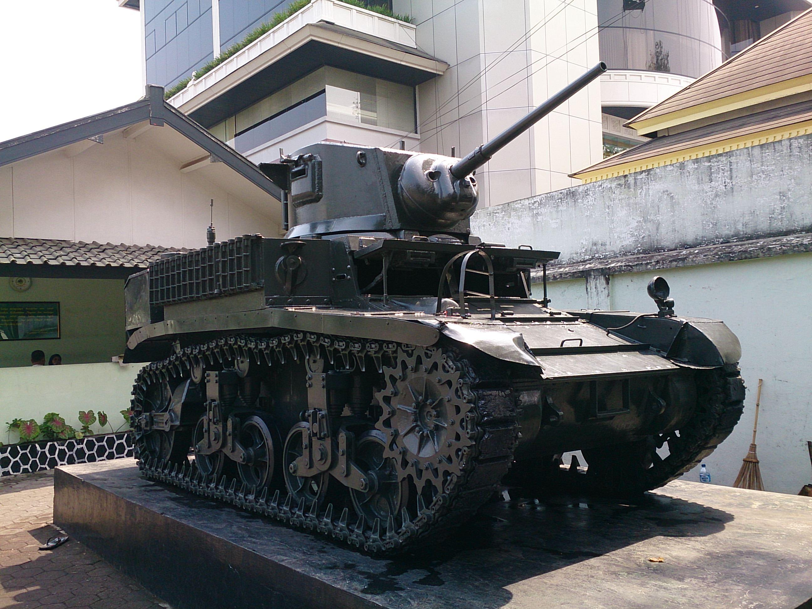 軍事博物館@ジョグジャカルタ