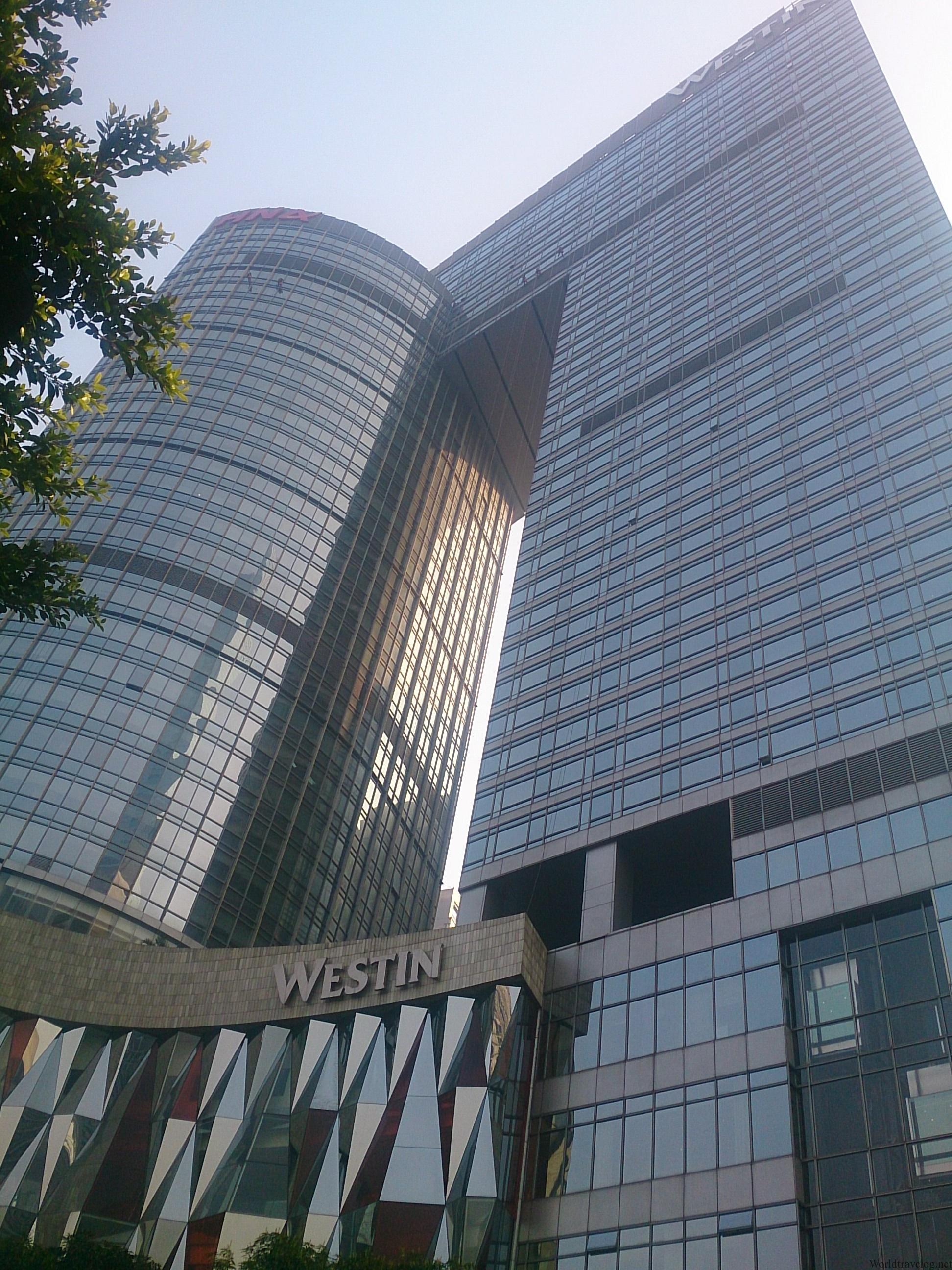 ウェスティン広州 ヘブンリーベッドで癒される/Westin Guangzhou