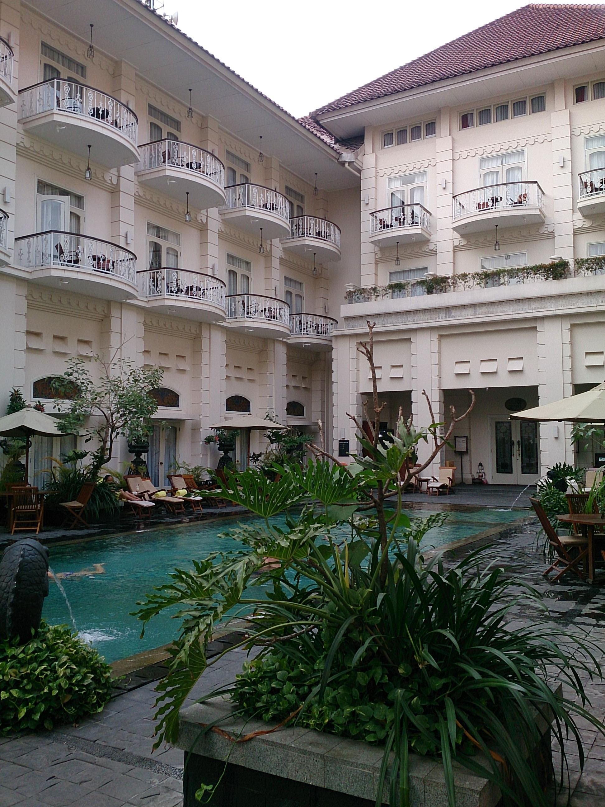 フェニックスホテル ジョグジャカルタ Mギャラリー コレクション
