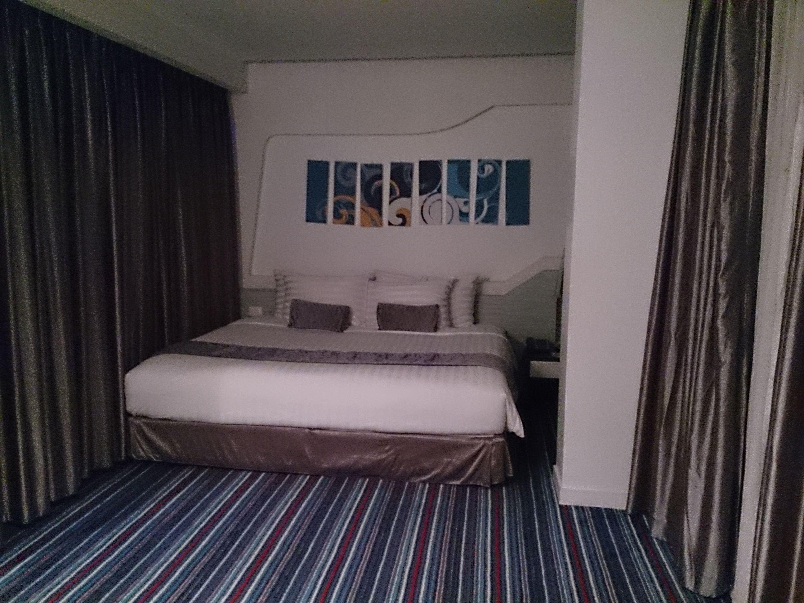 グレーシャーホテル コンケン(Glacier Hotel Khon Kaen)宿泊記