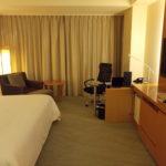 宿泊記 立地至便シェラトングランドホテル広島
