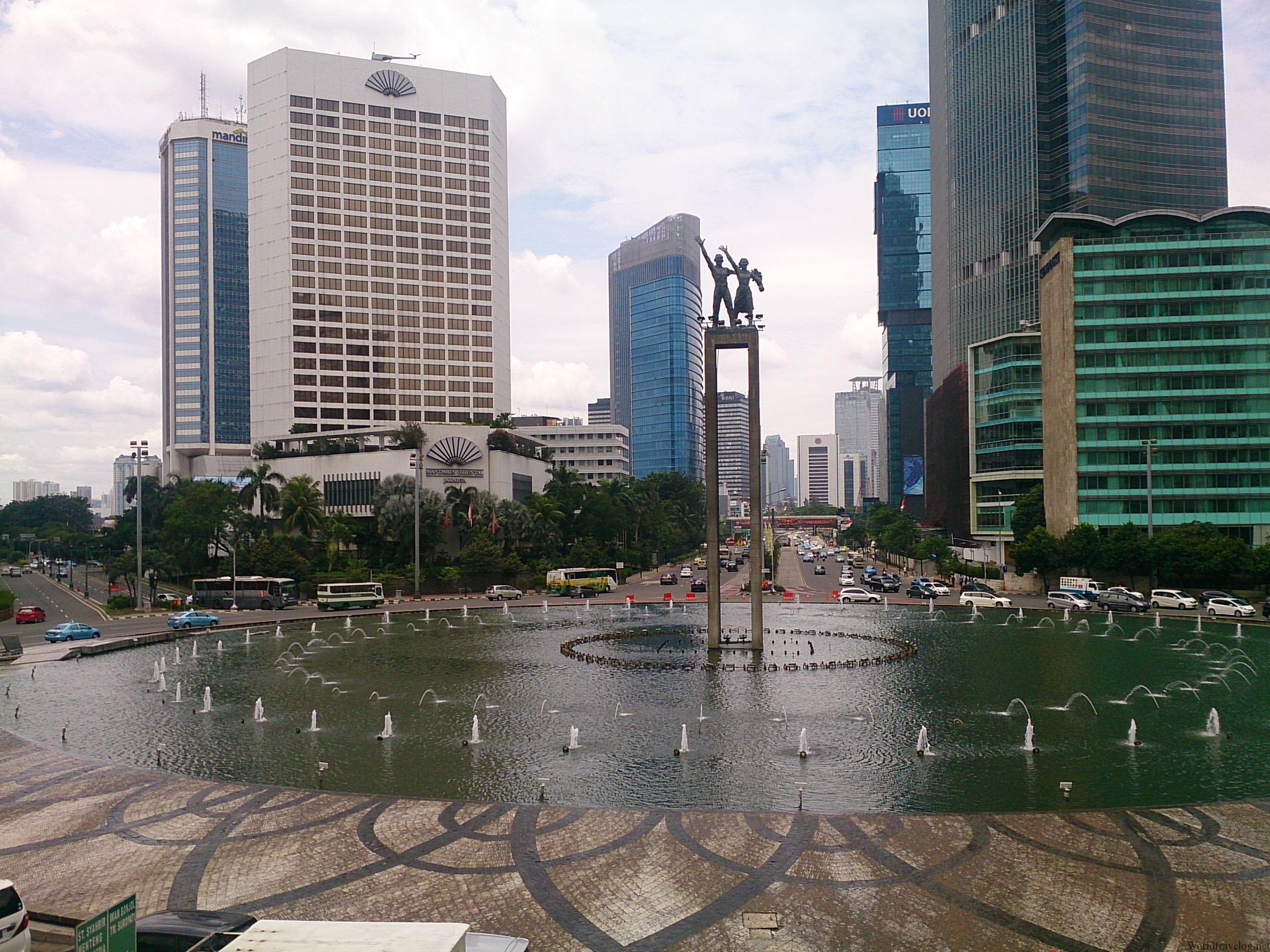 マンダリンオリエンタル ジャカルタ宿泊記(Mandarin Oriental Jakarta)