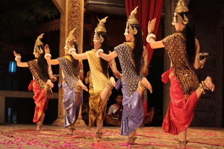 カンボジアの魅力