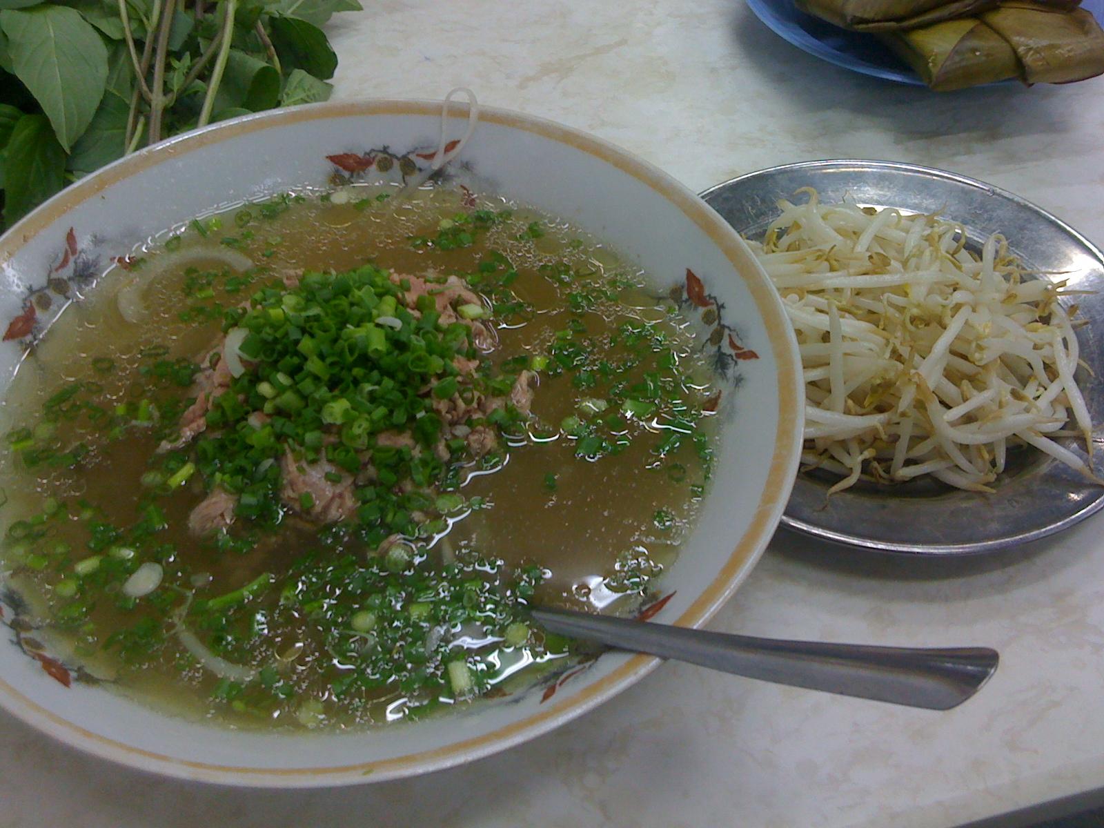 フォーの老舗『Pho Hoa (フォーホア)』