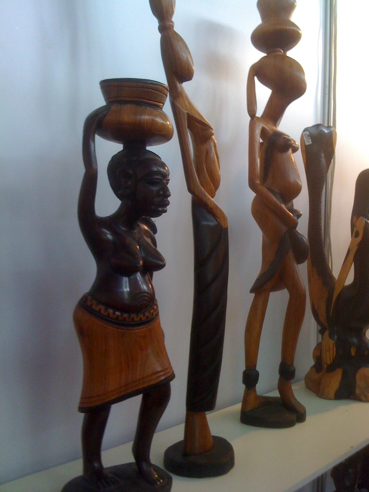 アフリカ商品展覧会