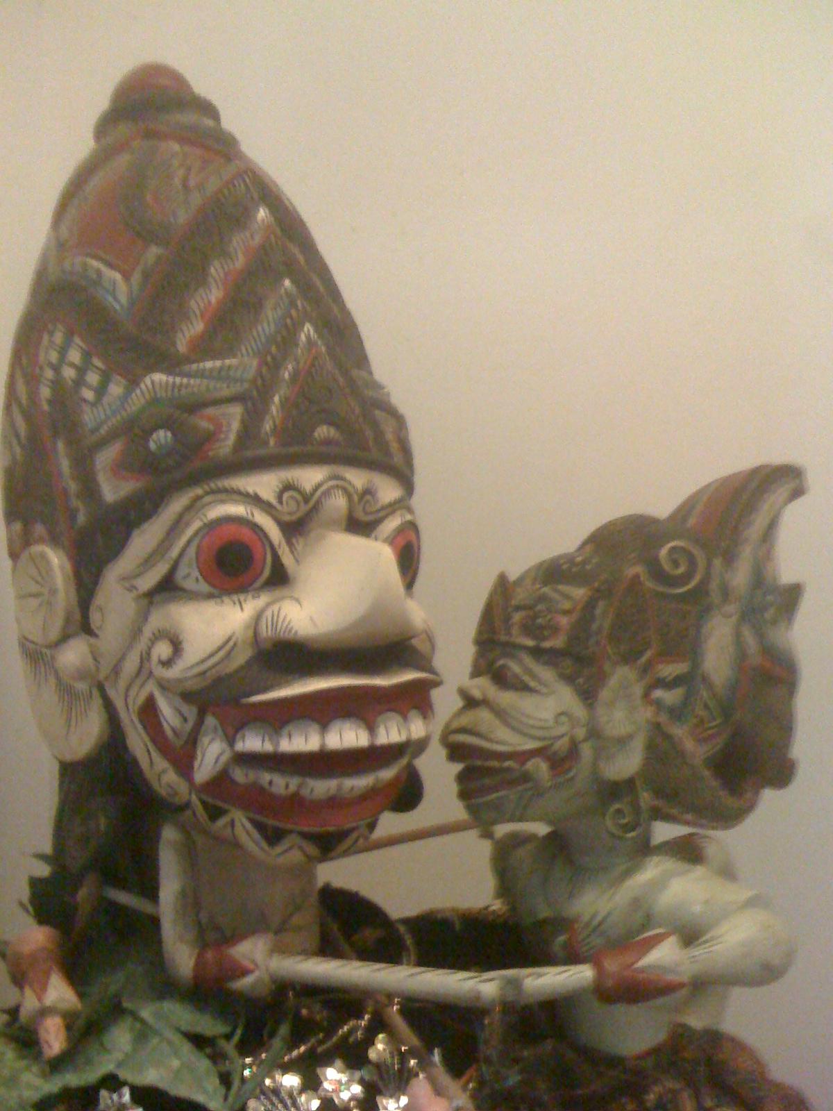 ワヤン博物館~インドネシア伝統芸能