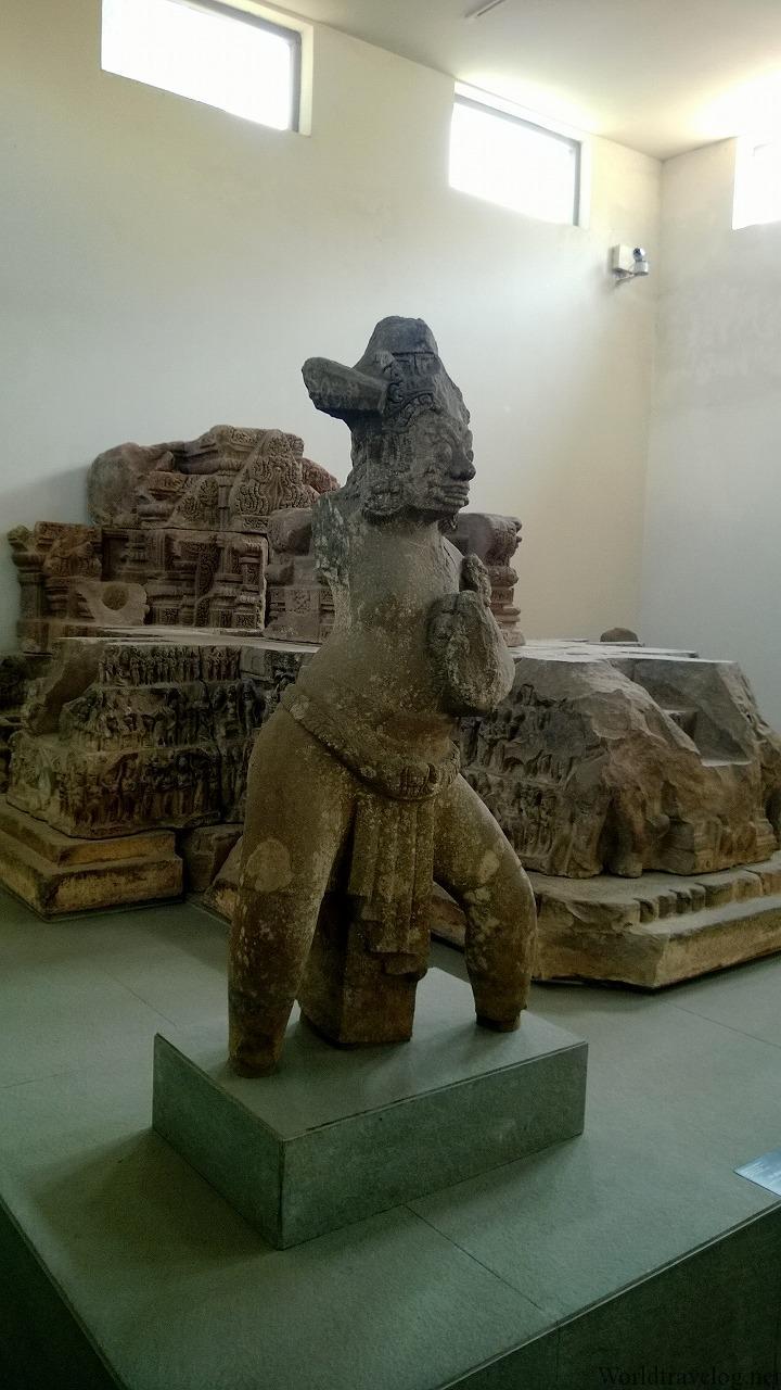 チャンパの遺産が眠るチャム彫刻博物館