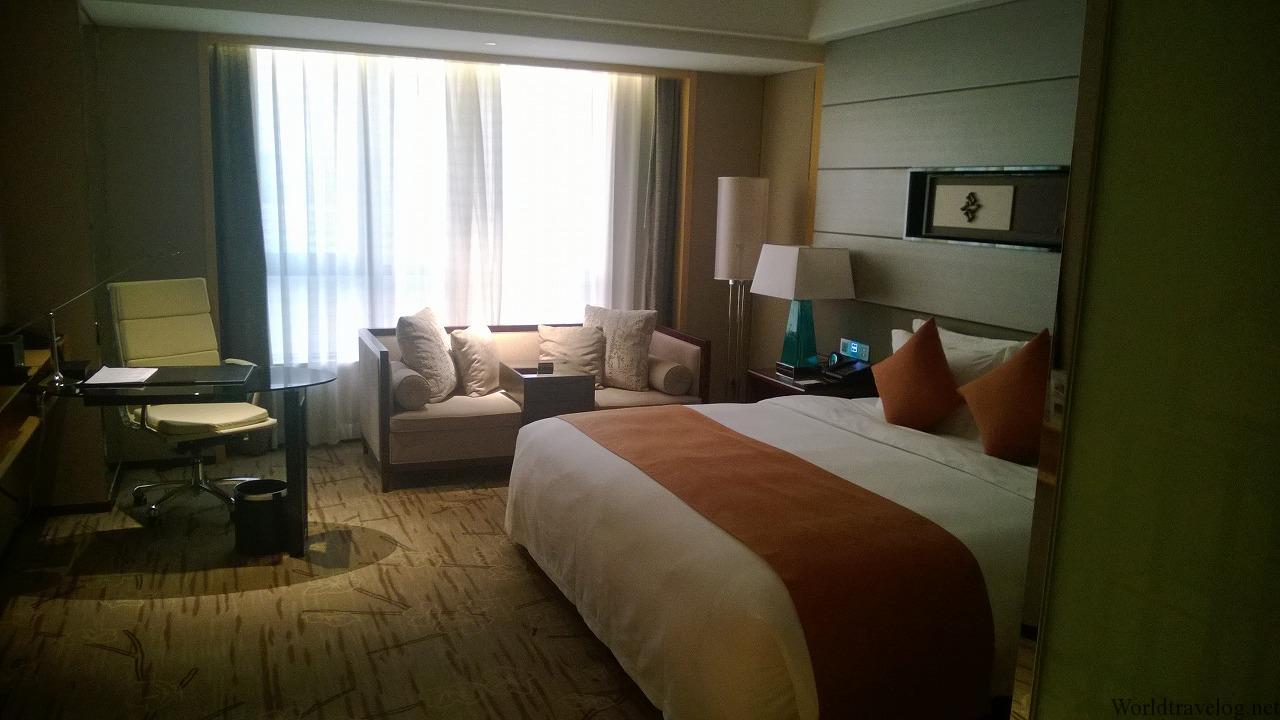 ホテルニッコー広州宿泊記(Hotel Nikko Guangzhou)