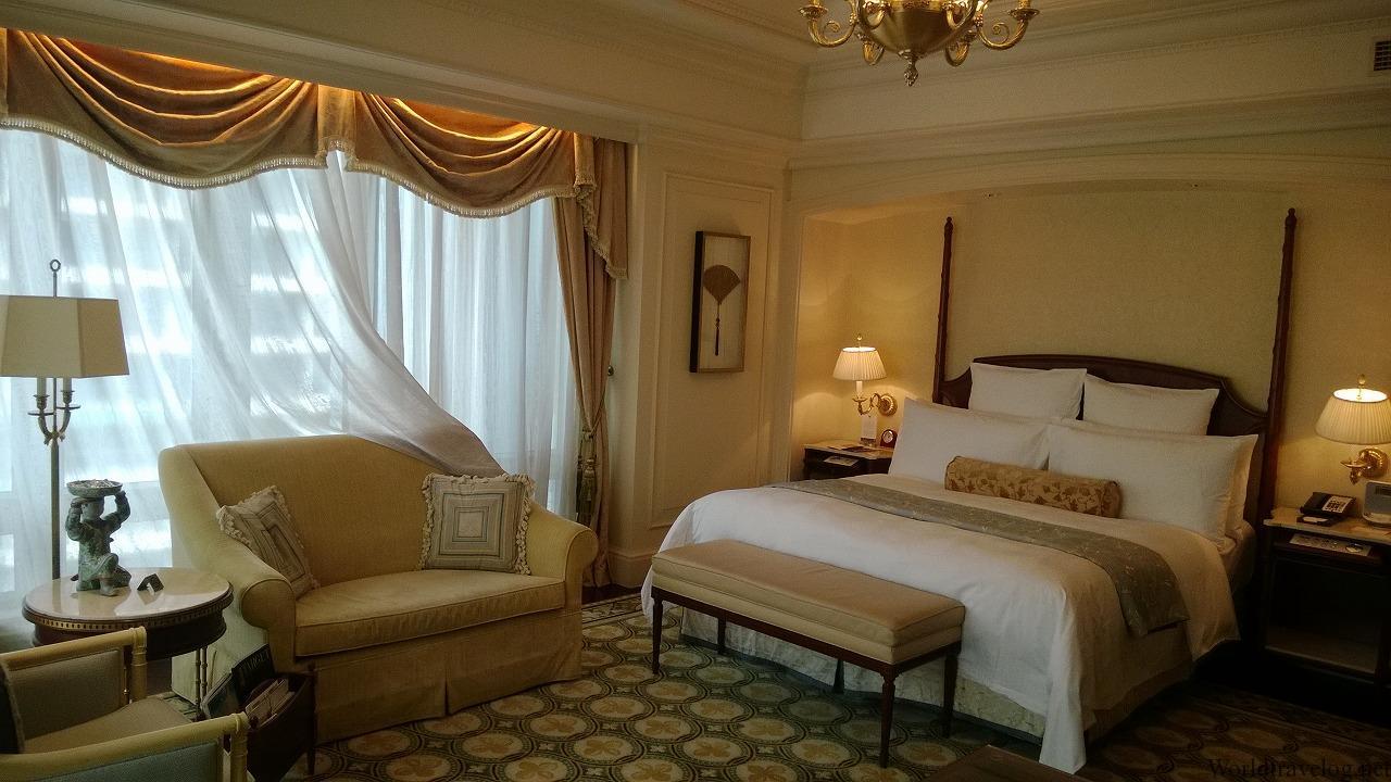 リッツカールトン広州クラブルーム宿泊記/Ritz-Carlton Guangzhou