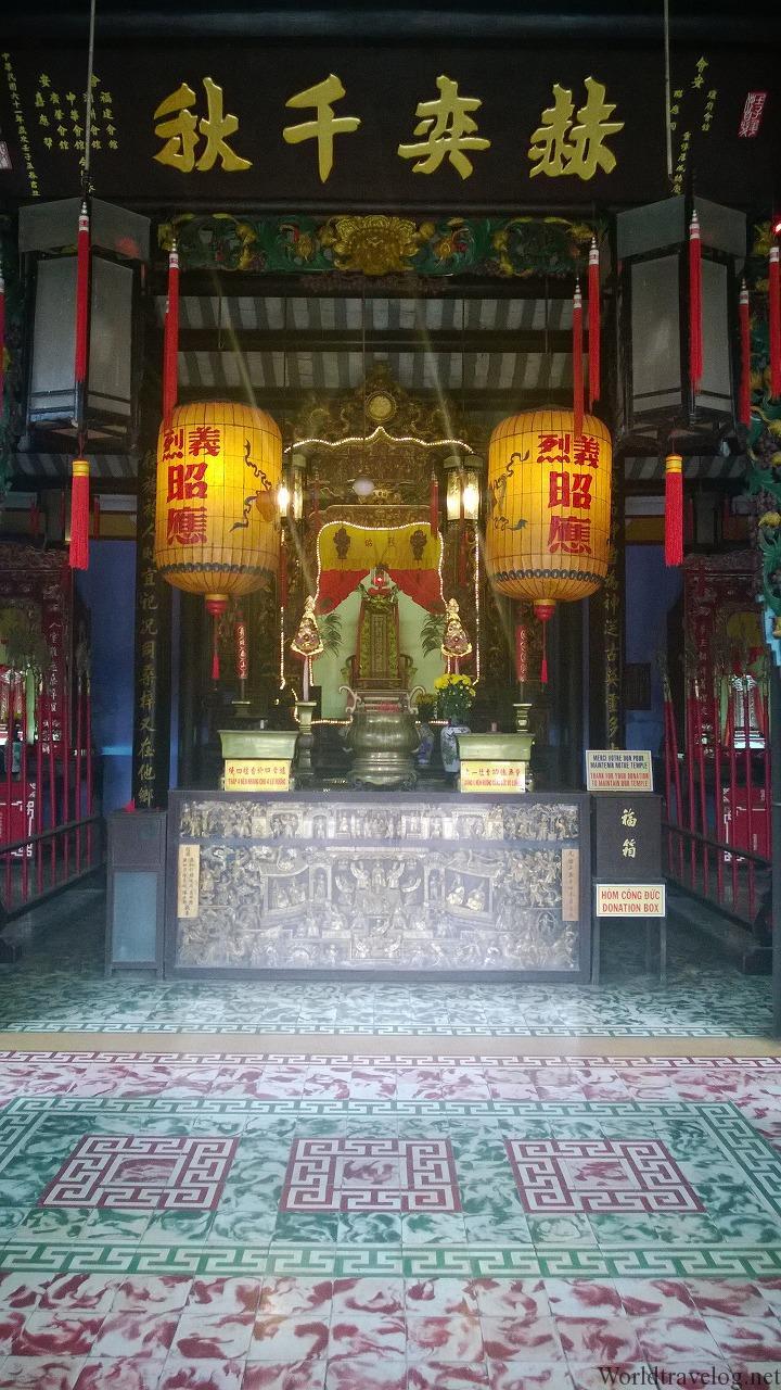 ホイアン五大華人会館+明郷華先堂をコンプする(明郷・瓊府・潮州)