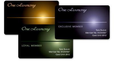 ホテルオークラとJALホテルズの会員プログラムOne Harmonyについて