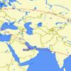 アジアマイルのワンワールド複数航空会社特典で行く中東旅行