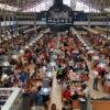 食欲爆発!リスボン リベイラ市場のフードホール Time Out Market