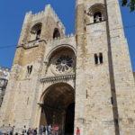 フォトジェニックなリスボンの町 ケーブルカーと大聖堂(カテドラル)