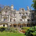 リスボンから日帰りでシントラとロカ岬へ1  ダンジョン感たっぷりのレガレイラ宮殿