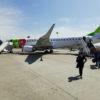 搭乗記 TAPポルトガル航空 E190ビジネスクラス リスボン→カサブランカ