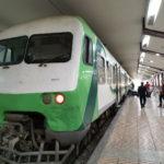 モロッコ入国 カサブランカ空港から市内のカサ・ボヤージャー駅へ