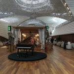 世界一のラウンジ イスタンブール新空港 ターキッシュエアラインズのビジネスラウンジ