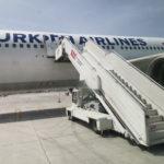 搭乗記 飯充実 ターキッシュエアラインズ A330ビジネスクラス イスタンブール⇒バルセロナ