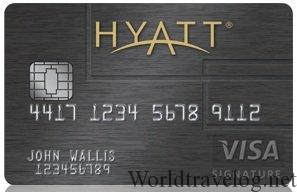 アメリカのホテル系クレジットカードの気前の良さよ