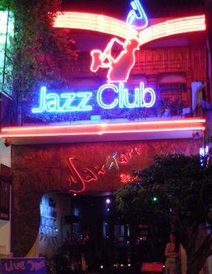 ジャズ in ベトナム
