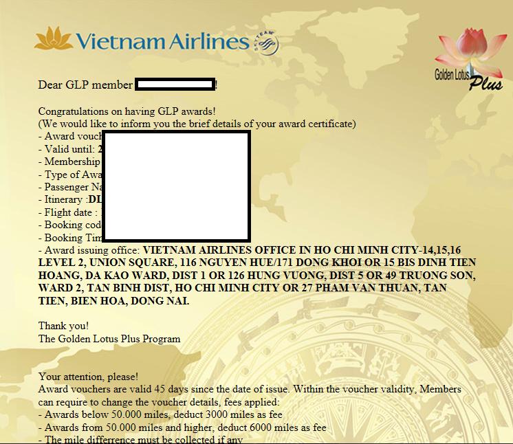 ベトナム航空特典航空券を使ってダラット観光へ