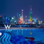 宿泊記 W上海外灘ホテルでのアバンギャルドな夜